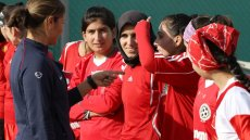 Champions for Women's Rights in Afghanistan Use Sports