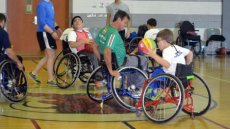 Sports Visitor Program Promotes Disability Rights