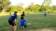 Community Outreach through Coaching Softball
