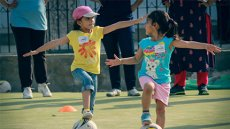GO GIRL Pakistan Empowers Pakistani Girls through Sport by Involving the Whole Family