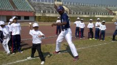 Sports Envoys in India: Empowering Youth through Baseball and Softball