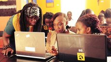 Fulbright Alumna Promotes STEM Education for Girls at Clinton Global Initiative