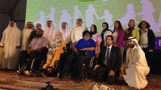 Exchange Alumni Partner with Kuwait Oil Company to Support Opportunities for Disabled Individuals