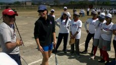 Sports Diplomacy Softball Envoys: A Hit in Nicaragua