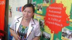 A Progressive Teacher for Uzbekistan