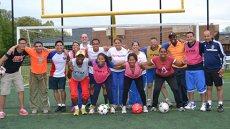 Venezuelan Deaf Sports Educators Learn New Skills to Take Home