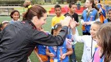 Soccer Envoys in Brazil: Getting More Women and Girls Involved in Soccer