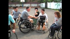 State Department Sports Program Helps Young People with Disabilities in China