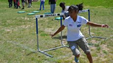 Pacific Islands Track and Field Delegation Experience the Universal Language of Sports
