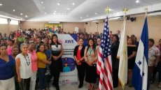U.S Embassy Tegucigalpa partners with Honduran tech university (UTH) to implement AWE in San Pedro Sula, La Ceiba, and El Progreso