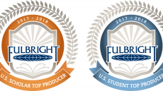 2017-18 Fulbright Top Producing Institutions