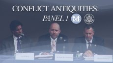 Conflict Antiquities: Panel 1 Video