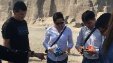 Cultural Antiquities Task Force Sponsors Workshops for Peruvian National Police, Government and Cultural Officials