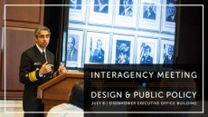 Interagency Meeting on Design and Public Policy