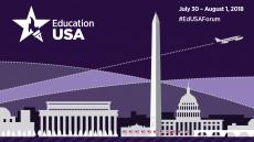Hundreds of International Educators Attend the 2018 Annual EducationUSA Forum
