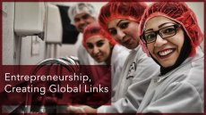 Entrepreneurship, Creating Global Links