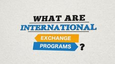 Exchange Programs Are...
