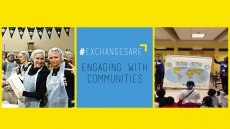 #ExchangesAre Engaging With Communities