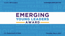 Announcing the Recipients of the 2017 Emerging Young Leaders Award