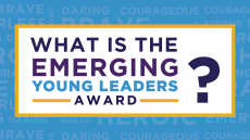 What is the Emerging Young Leaders Award?
