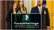 Faces4Heritage - P2P #ChallengeExtremism