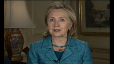 (Former) Secretary of State Hillary Clinton - Ambassadors Fund for Cultural Preservation