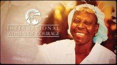 International Women of Courage 2017