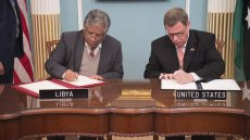 United States and Libya Sign Agreement to Protect Libya's Cultural Heritage