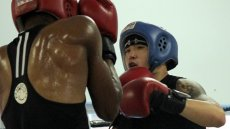 Fulbright U.S. Student Connects With At-Risk Youth in Rio de Janeiro Through Boxing