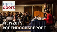 Open Doors 2015 - Remarks from Assistant Secretary Evan Ryan