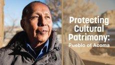 Protecting Cultural Patrimony: Pueblo of Acoma