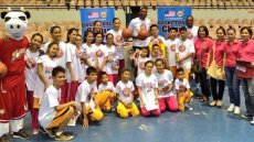 Former NBA Players Promote Understanding in the Philippines