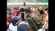 Baseball Hall of Famer Cal Ripken, Jr. Visits Japan