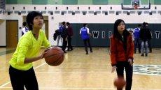 Building Bonds with Burma through Basketball