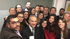 IVLP Supporting Students Who Challenge Extremism