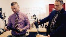 Polish Professionals Gain Insight on Veterans Care