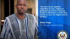 TIP Heroes Honored for Fighting Modern Slavery