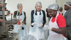 U.S. Embassy Accra launches the Academy of Women Entrepreneurs (AWE) to strengthen women's economic empowerment in Ghana