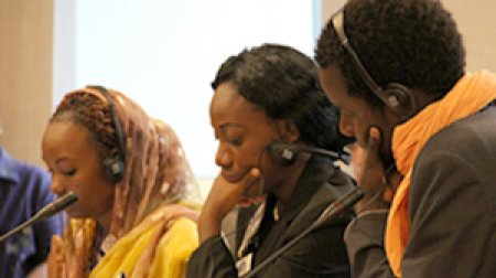 Photo of Joannie Bewa, IVLP Participant