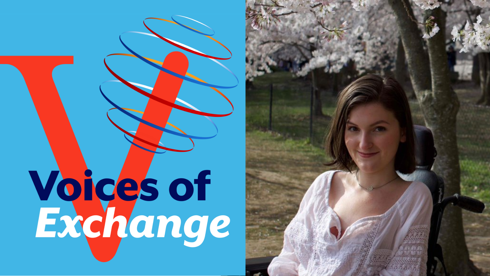 "The Office of Alumni Affairs is excited to launch its first season of ""Voices of Exchange"