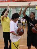 Sports Diplomacy in China.