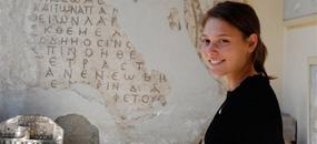 Ceylan Conger, Fulbright U.S. Student to Turkey, 2008-2009