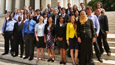 2012 Fulbright Science and Technology Capstone Fellows