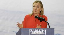Secretary Clinton Speaks at the 20th Anniversary of Fulbright in Vietnam