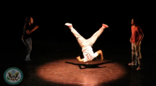 Rennie Harris and dance troupe PureMovement