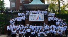 IVLP Volunteerism: United We Serve