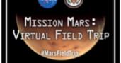 Mars Mission Virtual Trip Announcement