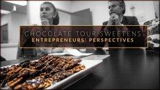 Chocolate Tour Sweetens Entrepreneurs' Perspectives