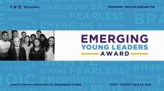 Emerging Young Leaders Award 2016  #EYLeaders